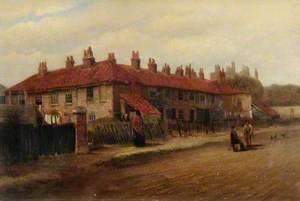 North Road Cottages, Highgate, c.1830