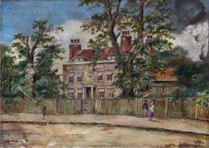 Turpin's House, Holloway Road, Highgate