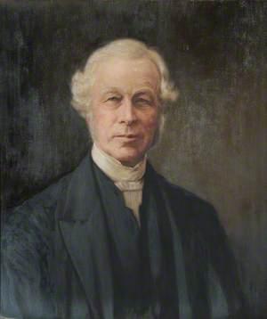 Portrait of an Unknown Clergyman