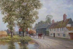 Rectory Farm, White Hart Lane, Tottenham