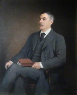 Colonel A. Durrant, JP, Chairman of the School Board (1891–1899)