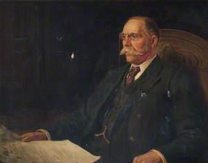 Edward Crowne, Clerk to Tottenham Council