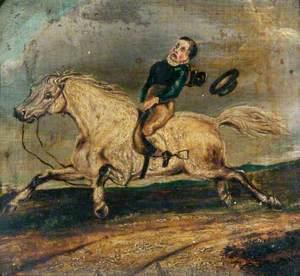 John Gilpin on a Runaway Horse