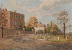Eagle House, Tottenham Green