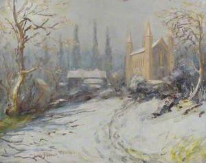 St Paul's Church, The Ridgeway, Mill Hill