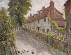 Old Cottages, Holcombe Hill, Mill Hill