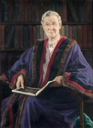 Alderman Mrs Sarah Jane Bannister