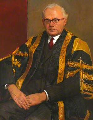 Dr James Tait (1912–1998), Principal, Northampton College of Advanced Technology (1957–1966)