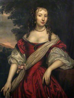 Princess Henrietta Anne of England (1644–1670)
