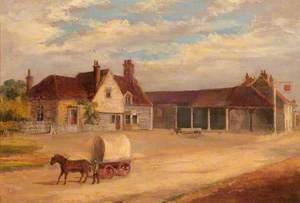 'Cock Inn', Palmers Green