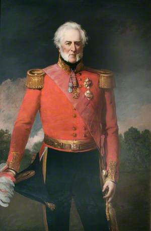 Field Marshal Sir Edward Blakney, Colonel Royal Fusiliers (1832–1855)