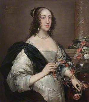 Elizabeth Wray (c.1603–1645), Baroness Norris