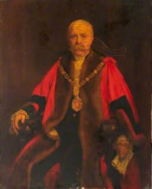 Sir Henry Busby Bird, Mayor of Shoreditch