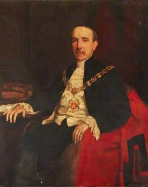 Edward Toplis Pearce, Mayor of Shoreditch (1906–1907)