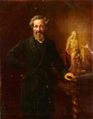 Reverend John De Kewer Williams (1817–1895)