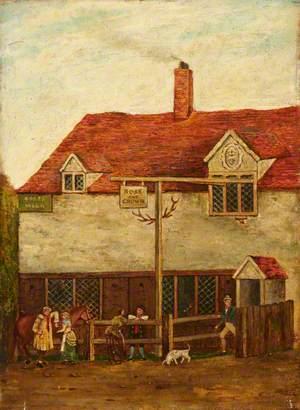 'Rose and Crown', Stoke Newington, Church Street, 1806