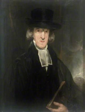 The Reverend James Creighton