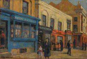 The Little Shops of Islington, Essex Road