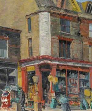 Wick's Stores, 38 Cross Street