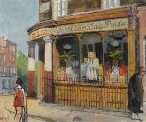 Lloyd's Dairy, Amwell Street