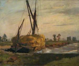 The Hay Boat