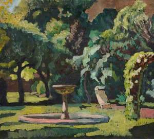The Ornamental Garden of No. 7 Dalmeny Avenue