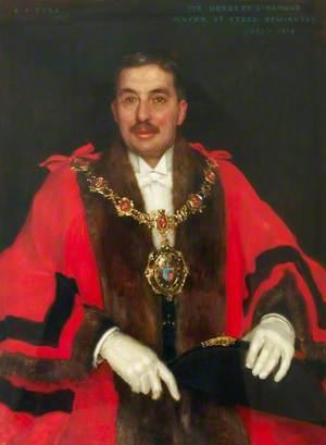 Sir Herbert John Ormond (1867–1934), Mayor of Stoke Newington