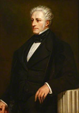 George James Guthrie (1785–1856), FRS, Founder of the Royal Westminster Ophthalmic Hospital