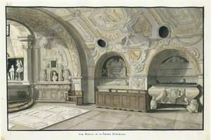 The Vault of St John's Church