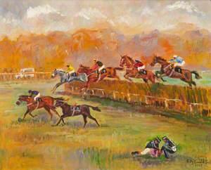 Bravery on the Field (Racing Scene)