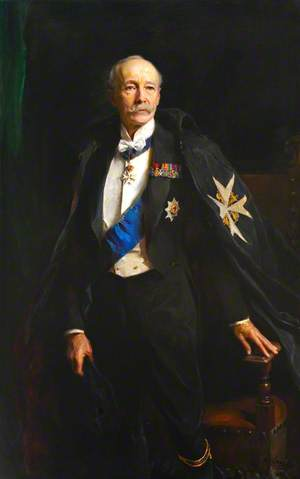 Major General Aldred Frederick George Beresford Lumley (1857–1945), 10th Earl of Scarbrough, KG, GBE, KCB, G St J