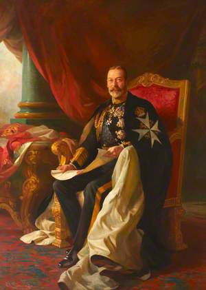 HM King George V (1865–1936)