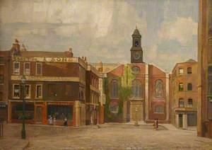 St John's Church, Clerkenwell
