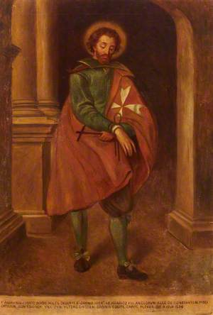Adrian Fortescue (1476–1539)
