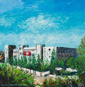The St John Ophthalmic Hospital, Jerusalem