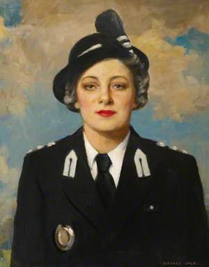 Muriel Elsie, née Hirst, (1895–1969), Lady Gamage