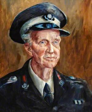 Leonard Todd, St John Ambulance Brigade Member, Rochford, Essex
