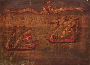 Galera prisa nel Marestero della Valletta