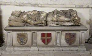 Tomb of Don Juan Ruiz de Vergara*