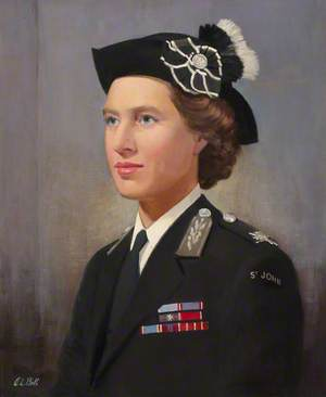 HRH Princess Margaret (1930–2002)