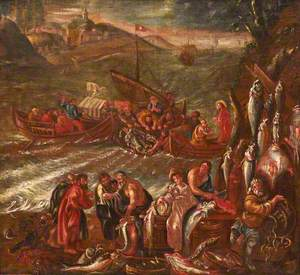 The Miracle of Galilee, The Great Catch of Fish