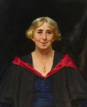 Dorothy Chapman (1855–1941), MA, Principal of Westfield College (1931–1939)