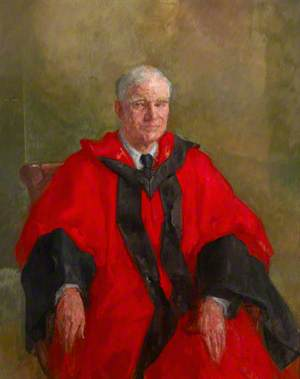 Sir Thomas P. Creed, Principal of Queen Mary College (1952–1967)