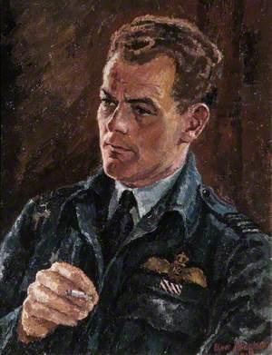 Squadron Leader Maskill, DFC