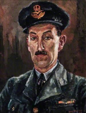 Portrait of an RAF Officer