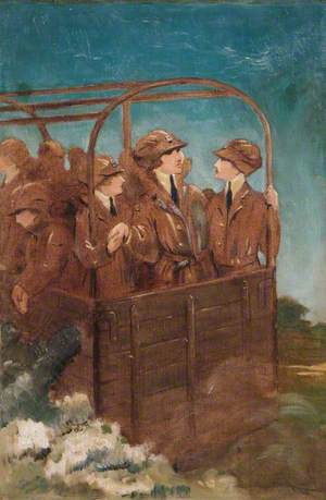 Women's Royal Air Force Transport