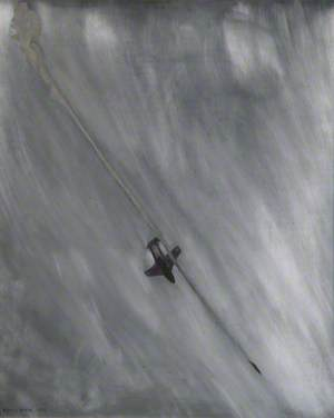 Venom of No. 32 Squadron: Rocket Practise at Morphou, Cyprus