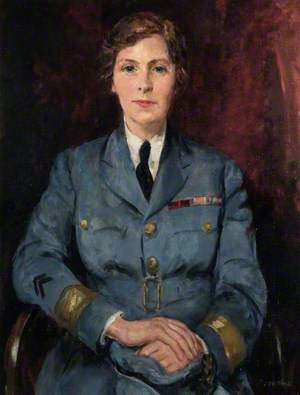 Air Commandant Dame Helen Gwynne-Vaughan (1879–1967)