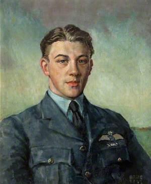 Flight Lieutenant R. P. Beamont (1920–2001), DFC and Bar