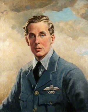 Flight Lieutenant John Charles Dundas, DFC and Bar